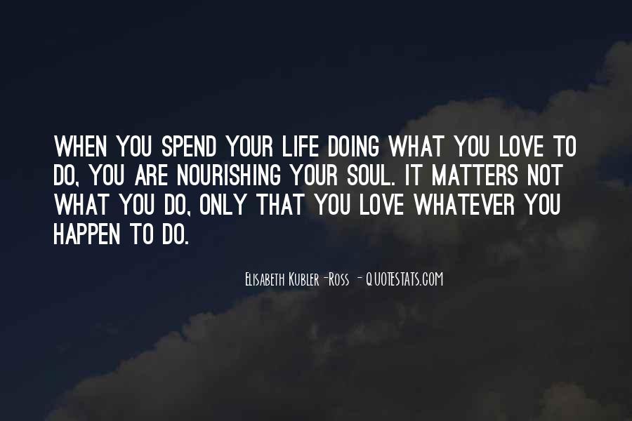 Nourishing Quotes #434789