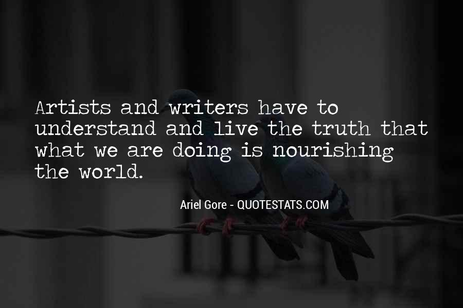 Nourishing Quotes #660959