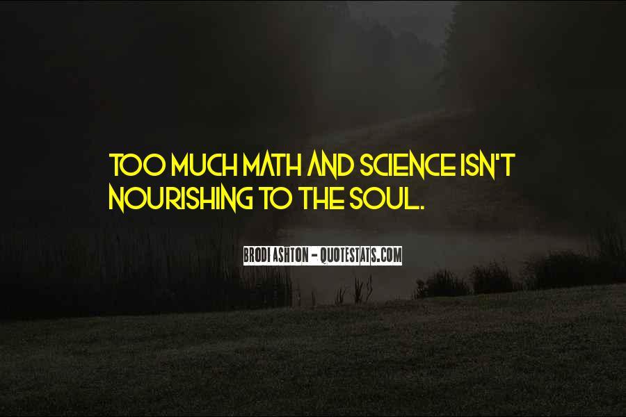Nourishing Quotes #702584