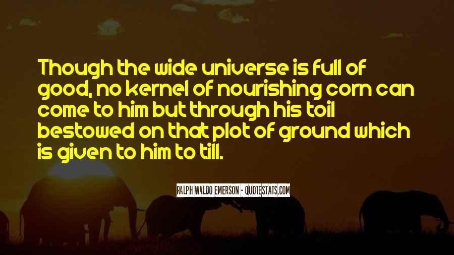Nourishing Quotes #782638