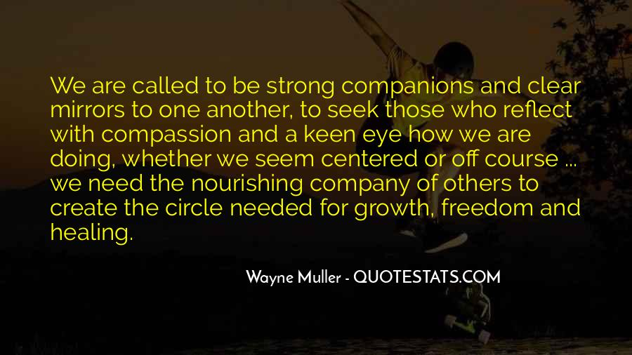 Nourishing Quotes #96216
