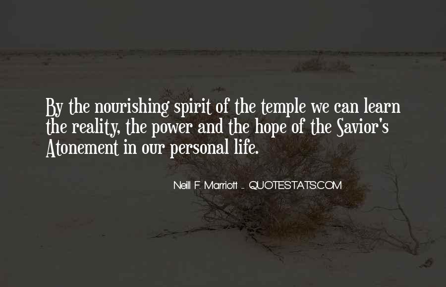 Nourishing Quotes #988831