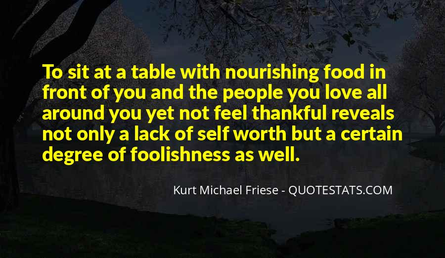 Nourishing Quotes #990570
