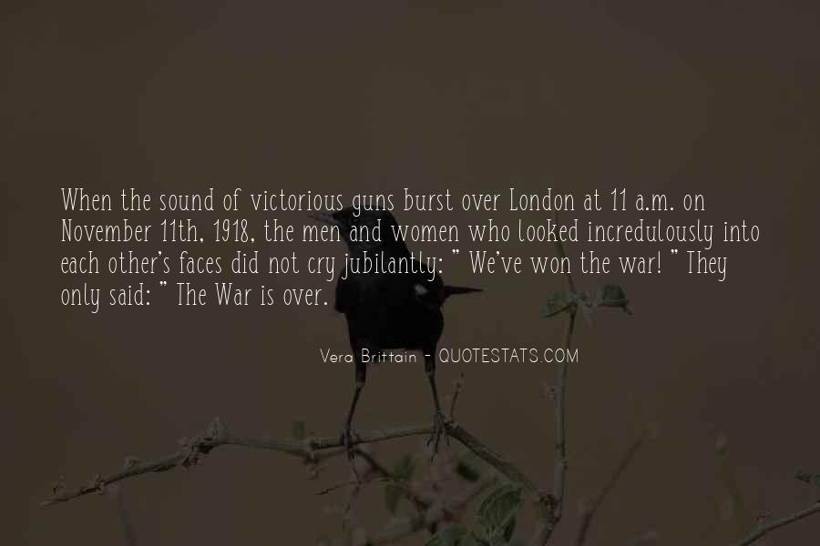 November 11 1918 Quotes #1614310