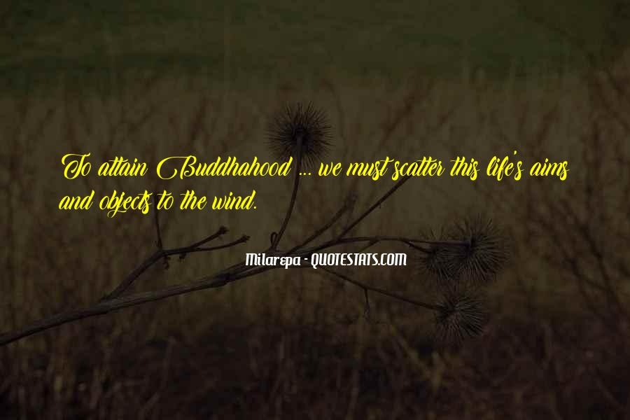 Quotes About Buddhahood #103323