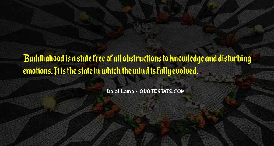 Quotes About Buddhahood #1657397