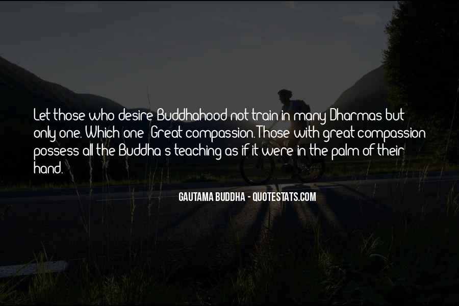 Quotes About Buddhahood #927094