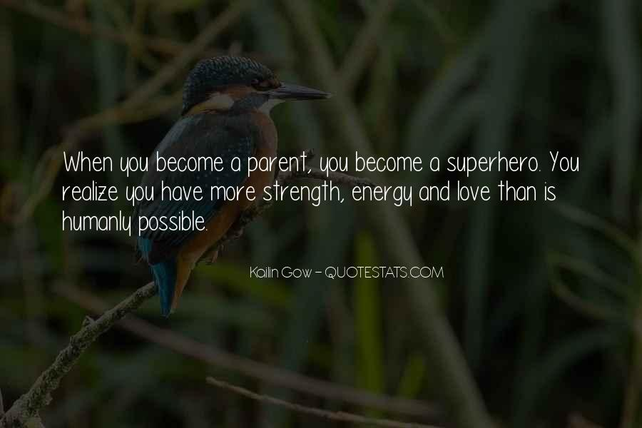 Now I Realize That I Love You Quotes #35018