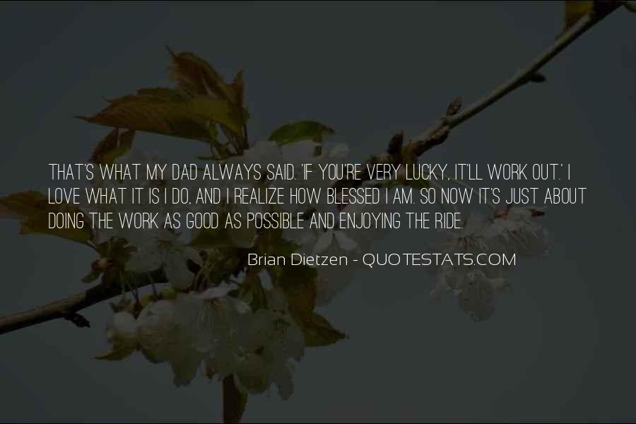 Now I Realize That I Love You Quotes #969496