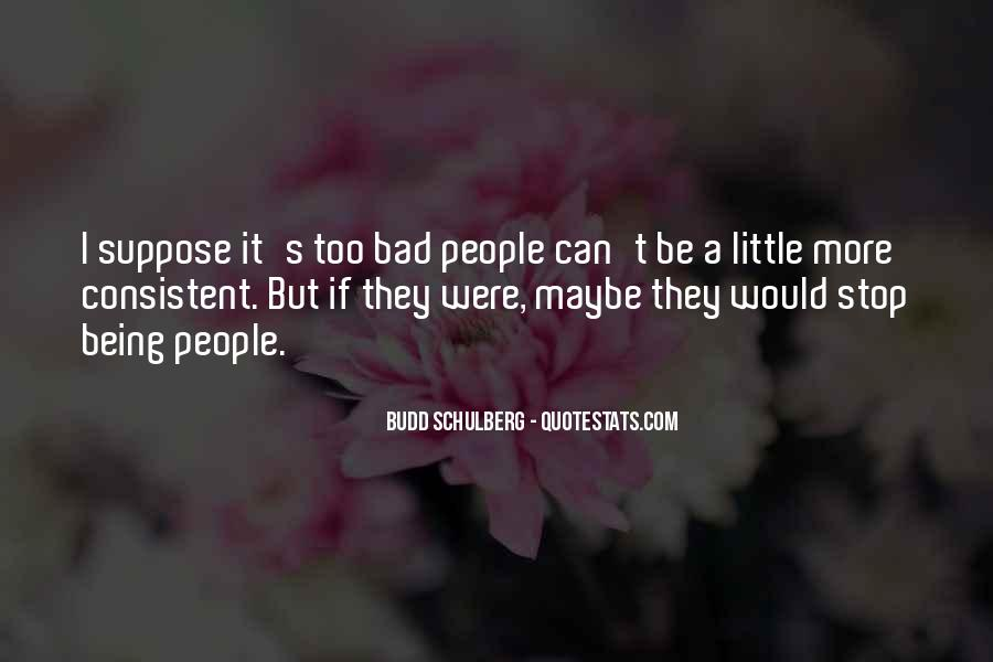 Quotes About Budd #1065968