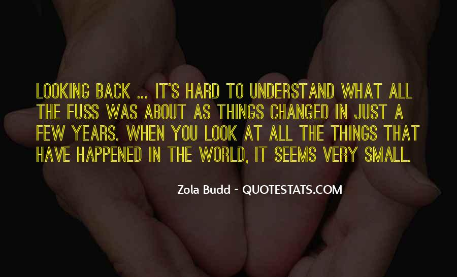Quotes About Budd #1161695