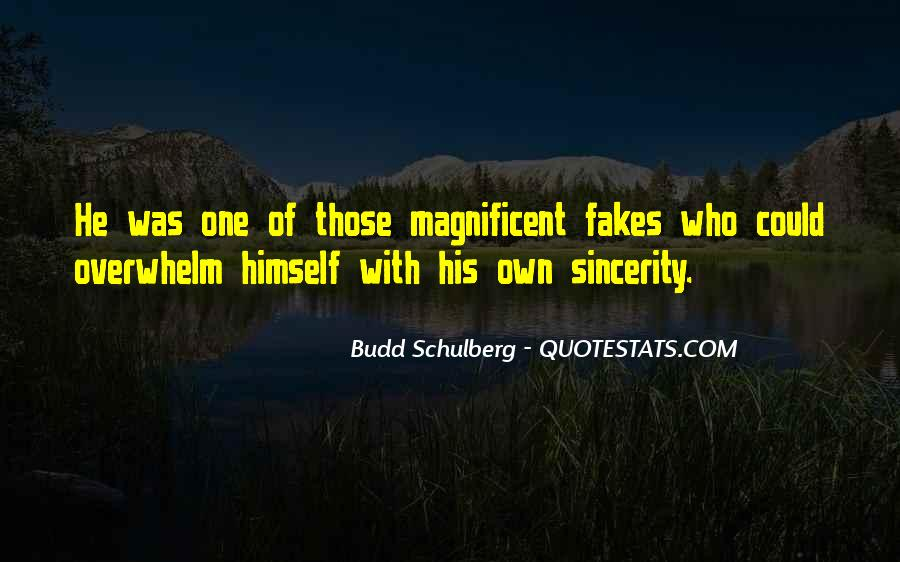 Quotes About Budd #1408799