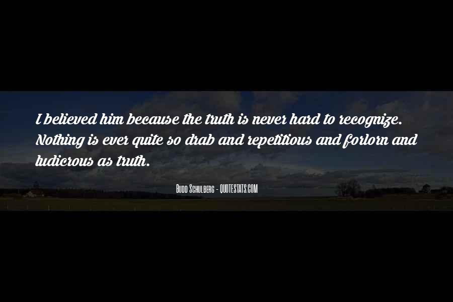 Quotes About Budd #1621244