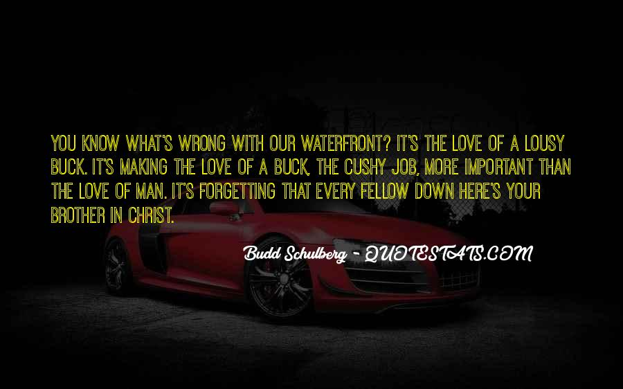 Quotes About Budd #1773357