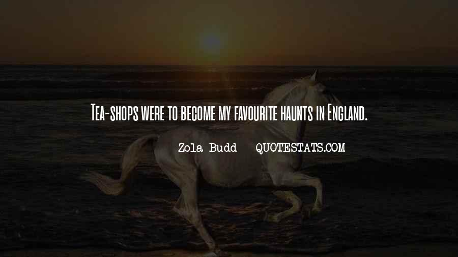 Quotes About Budd #313720