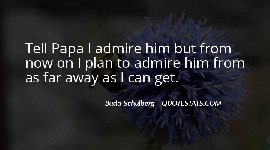 Quotes About Budd #40210
