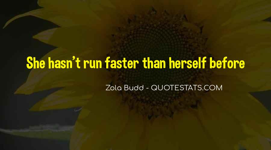 Quotes About Budd #527057