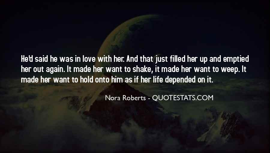 Now That I Have You Again Quotes #2181