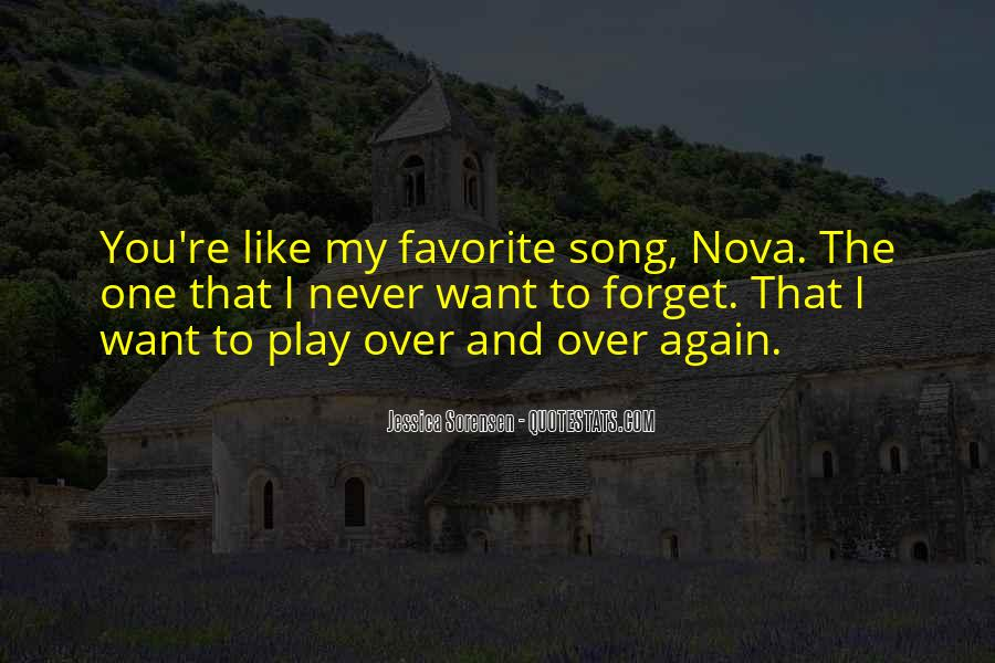 Now That I Have You Again Quotes #3286