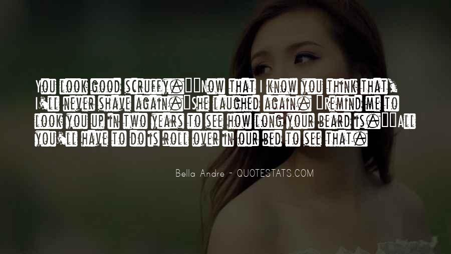 Now That I Have You Again Quotes #656641
