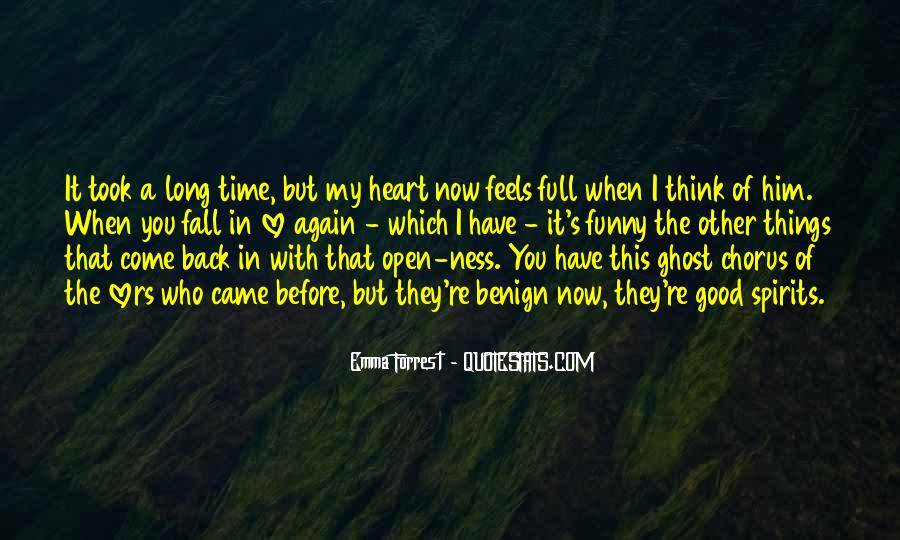Now That I Have You Again Quotes #943072