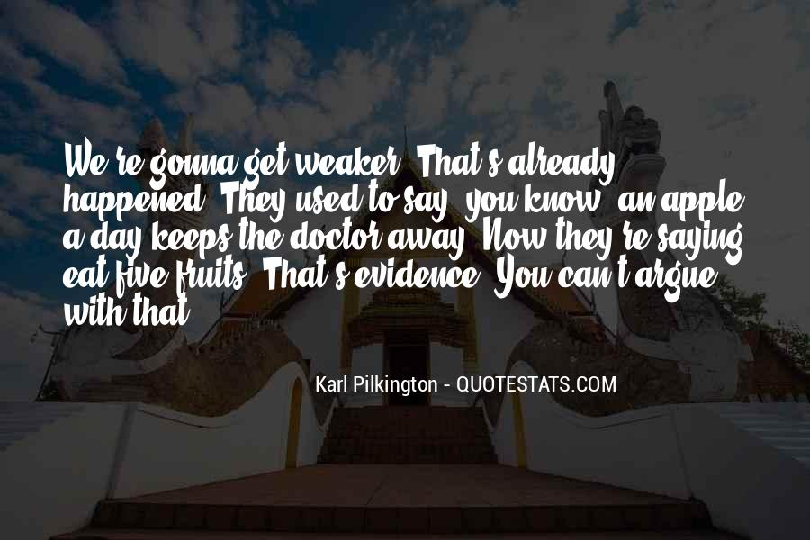 Now You Know Quotes #15021