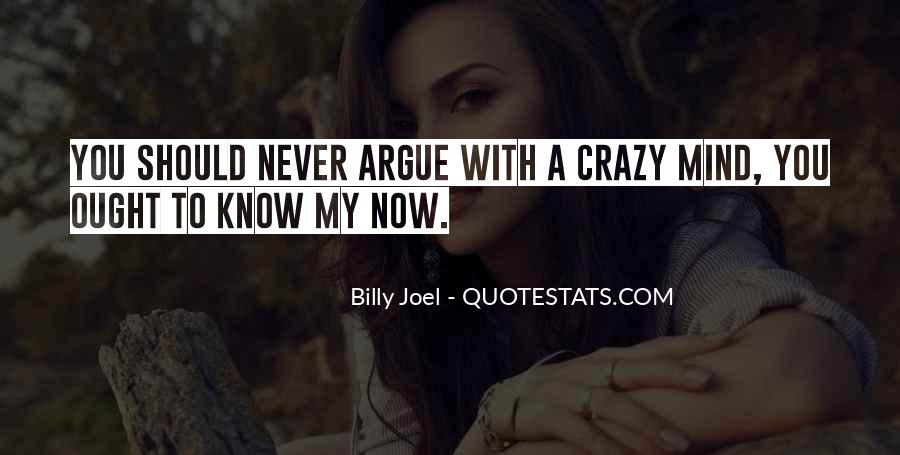 Now You Know Quotes #43387