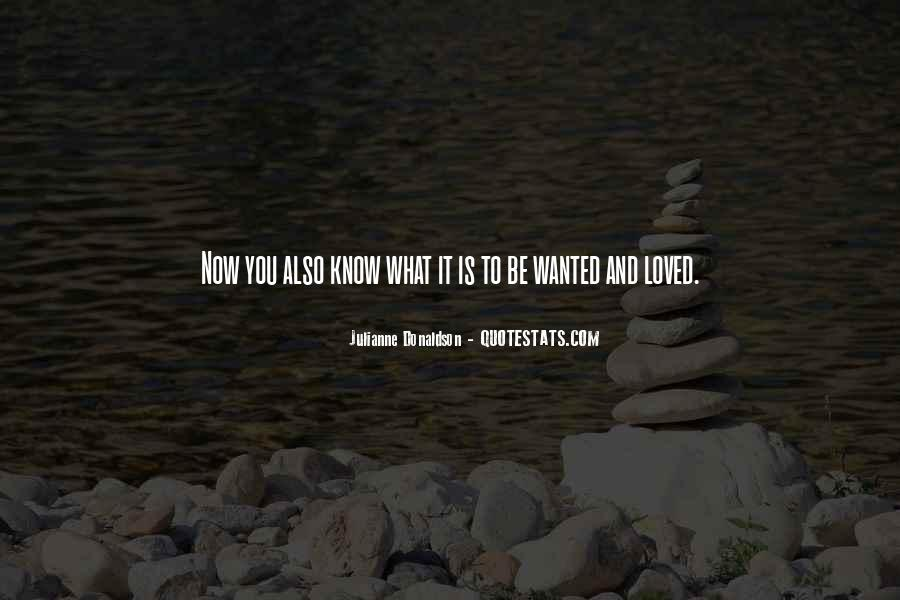 Now You Know Quotes #98147