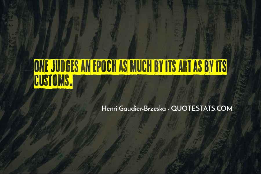 Quotes About Brzeska #1450016
