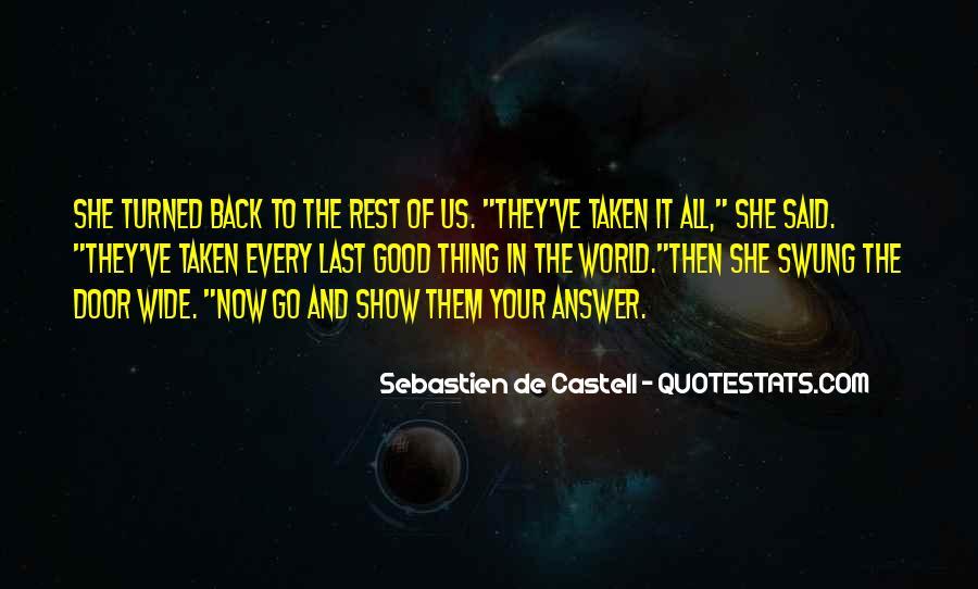 Nurse Carla Espinosa Quotes #1262488