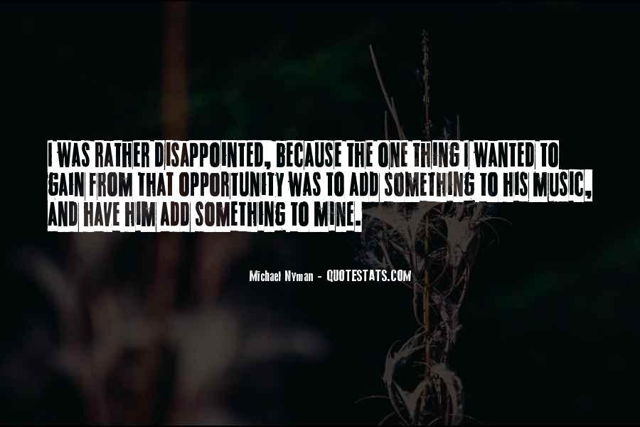 Nyman Quotes #1678016