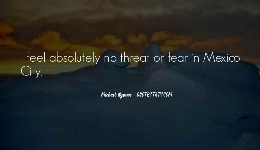 Nyman Quotes #558198