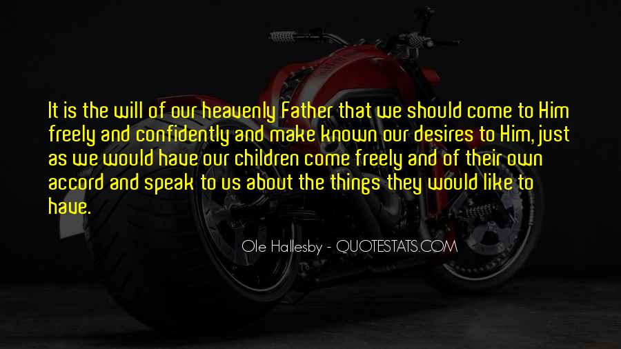 O Hallesby Quotes #1312324