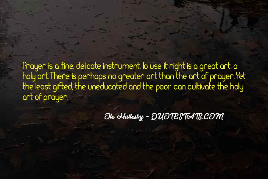 O Hallesby Quotes #1367092