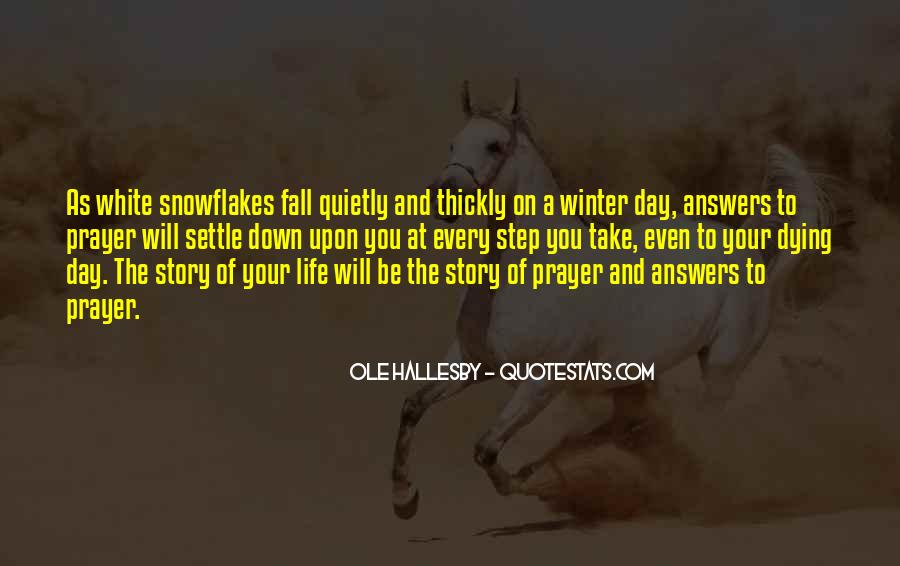 O Hallesby Quotes #685276