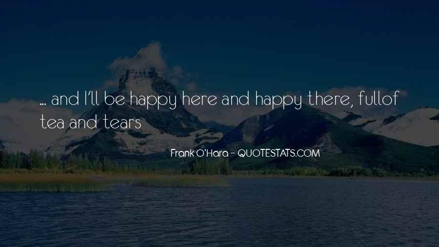 O'hara Quotes #115603