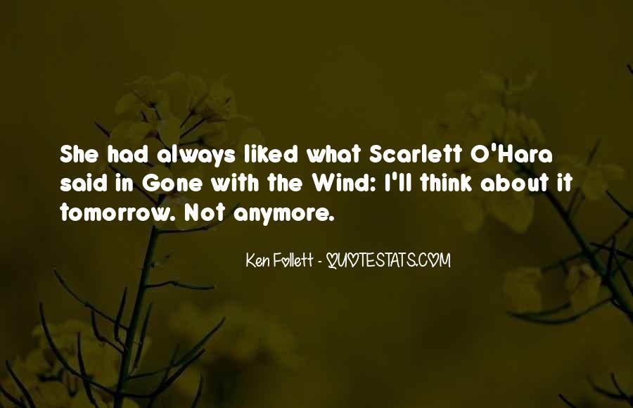 O'hara Quotes #175503