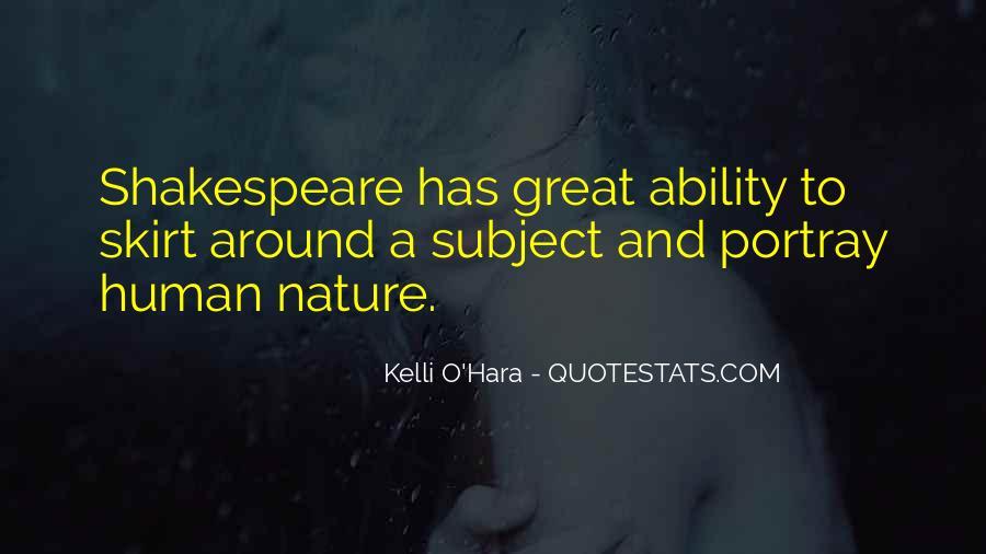 O'hara Quotes #29098