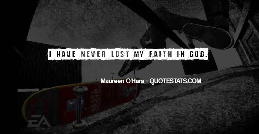 O'hara Quotes #340115