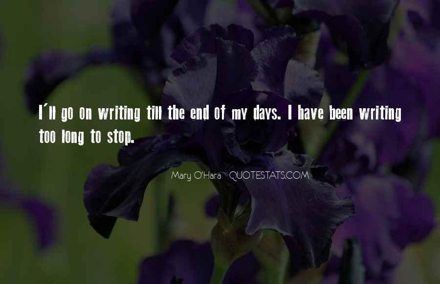 O'hara Quotes #359769
