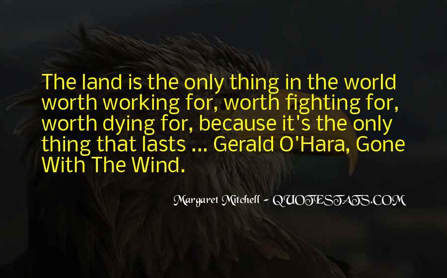 O'hara Quotes #371364