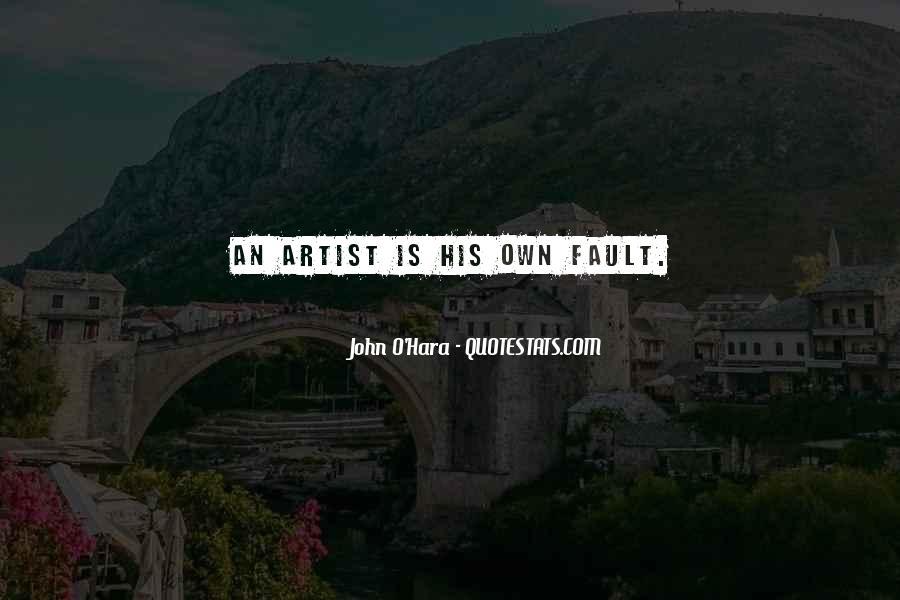 O'hara Quotes #378651