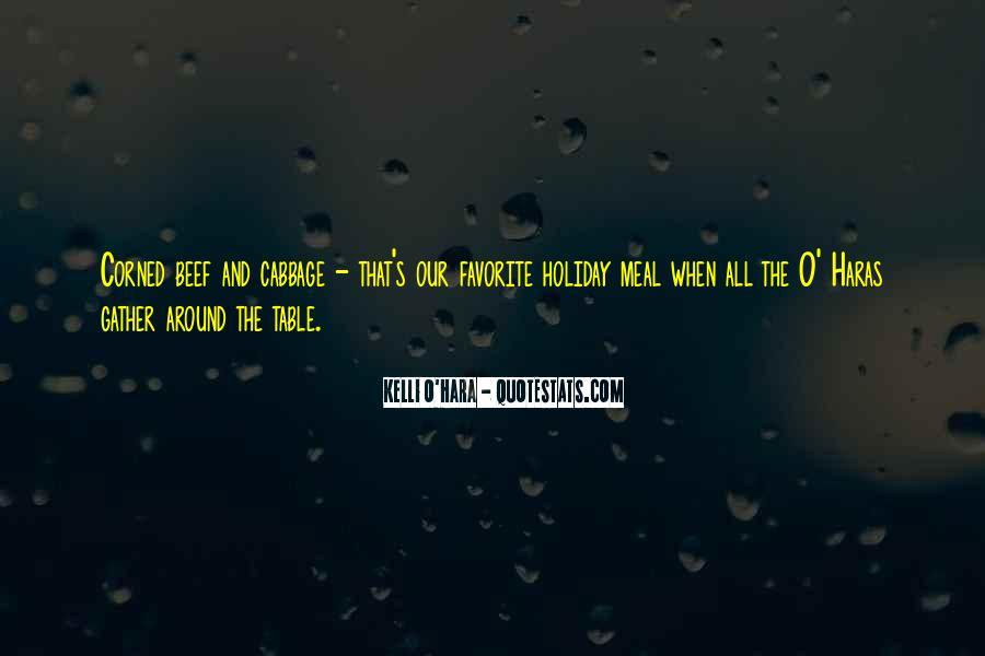 O'hara Quotes #387220