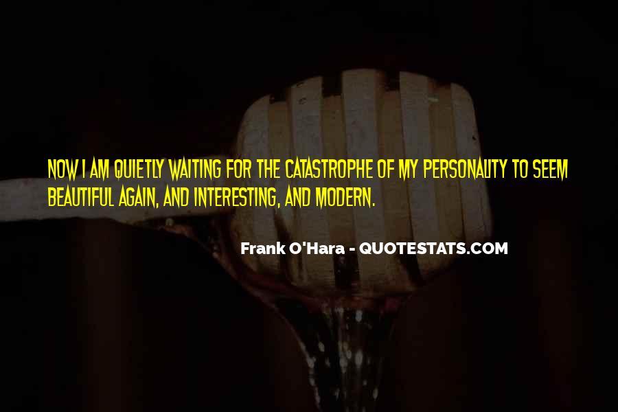 O'hara Quotes #400432