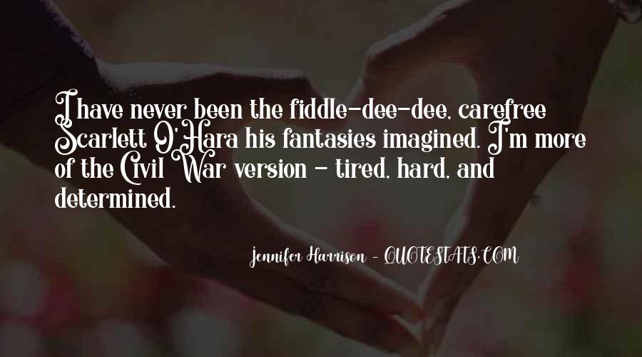 O'hara Quotes #461817