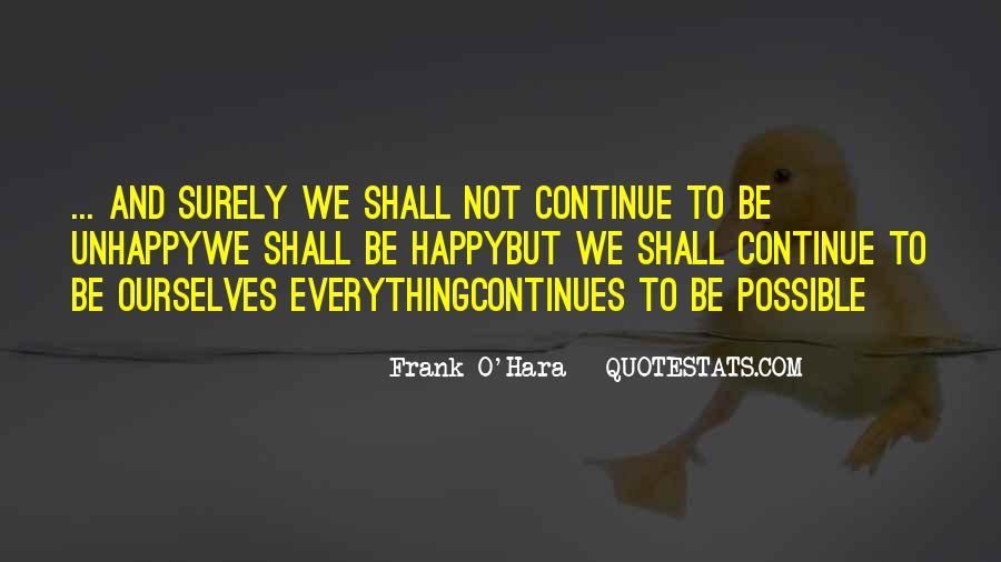 O'hara Quotes #483310