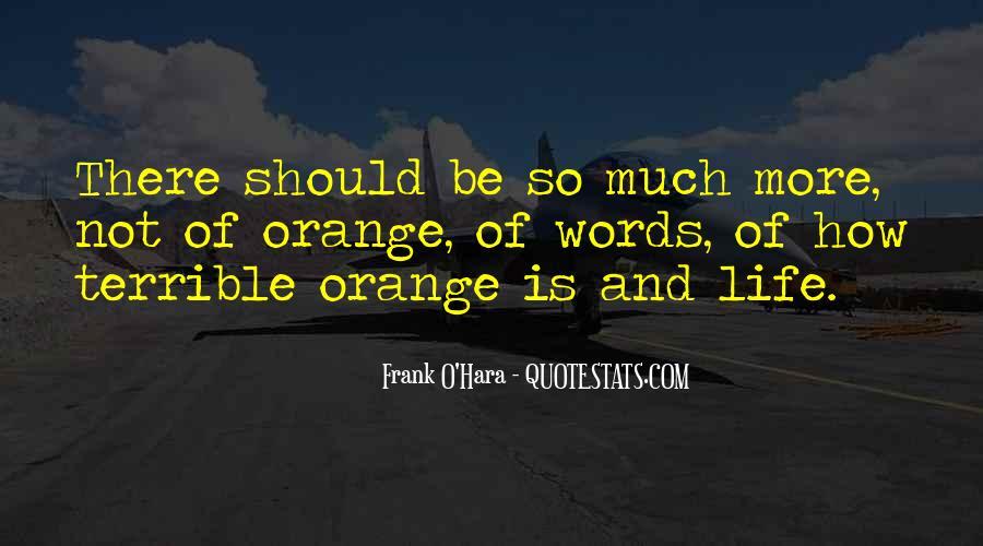 O'hara Quotes #486694
