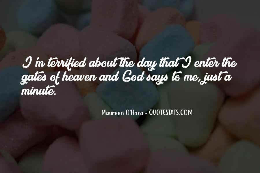 O'hara Quotes #517955