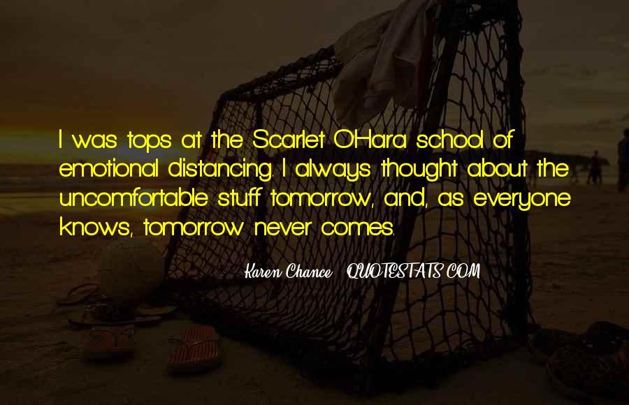 O'hara Quotes #548644