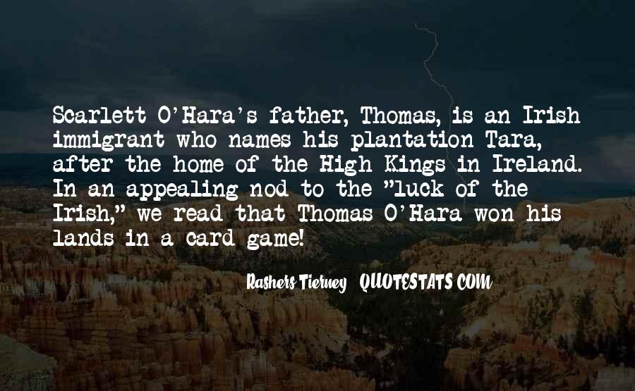 O'hara Quotes #86523